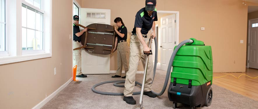 Garrisonville, VA residential restoration cleaning